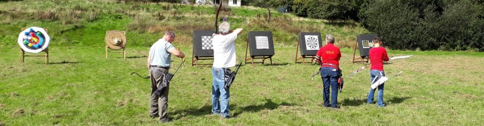 Archery Games at the Club Funday